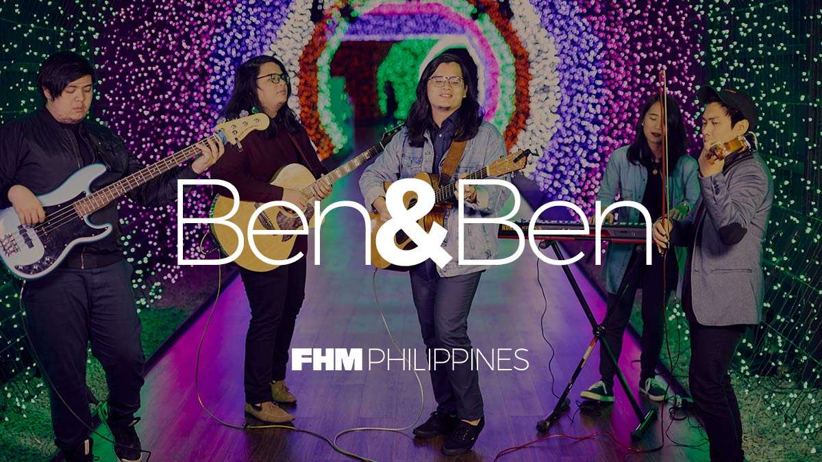 FHM Sessions: Ben&Ben Performs 'Maybe The Night'