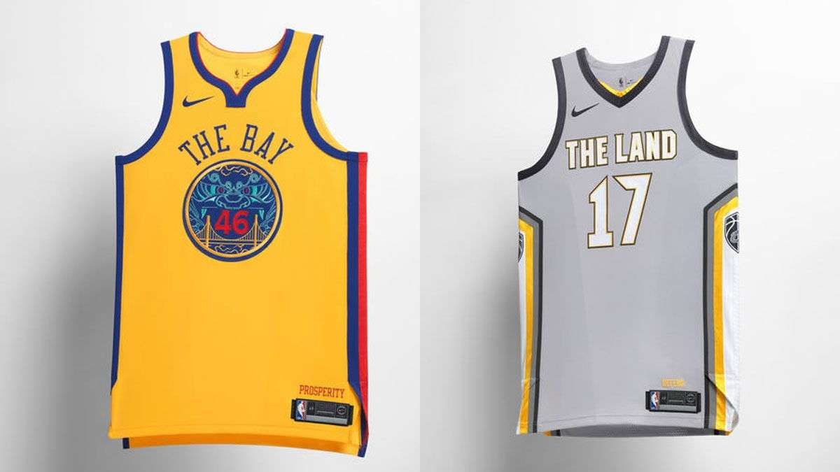 These Are The Best And Worst NBA 'City' Jerseys