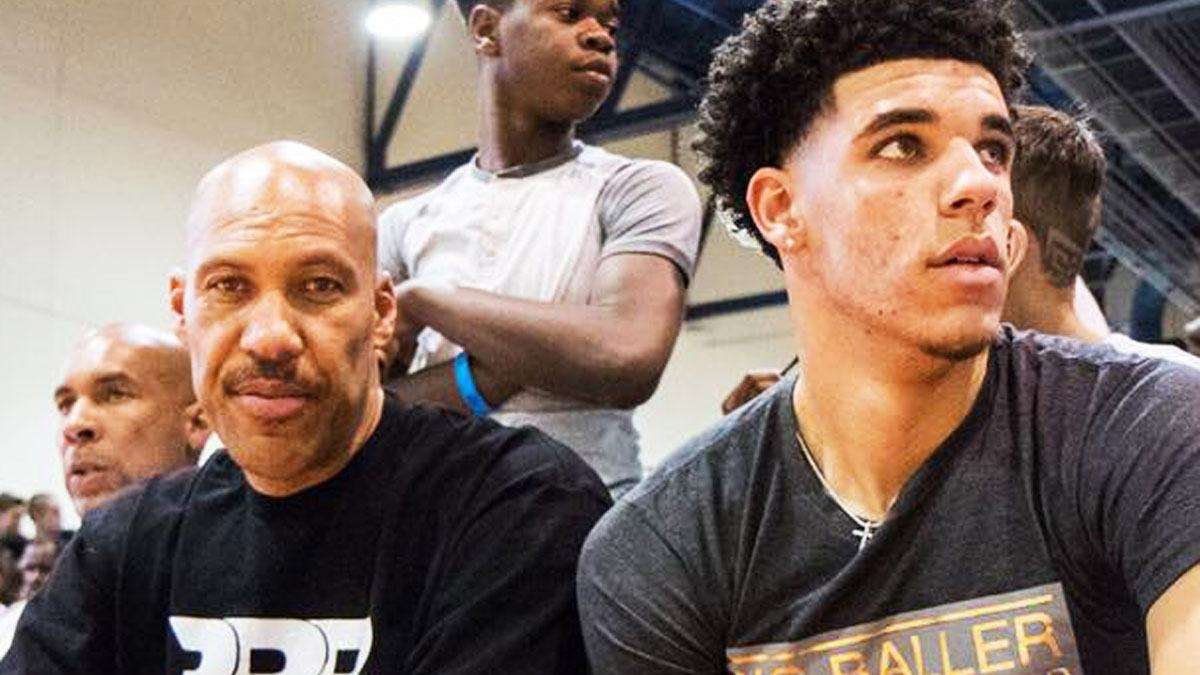 Lonzo Ball Gives Lavar A Rolls-Royce For Christmas