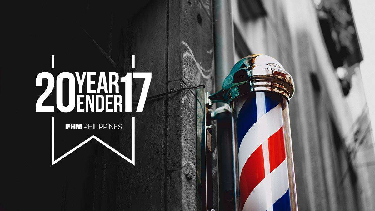 Male Grooming Trends That Conquered 2017
