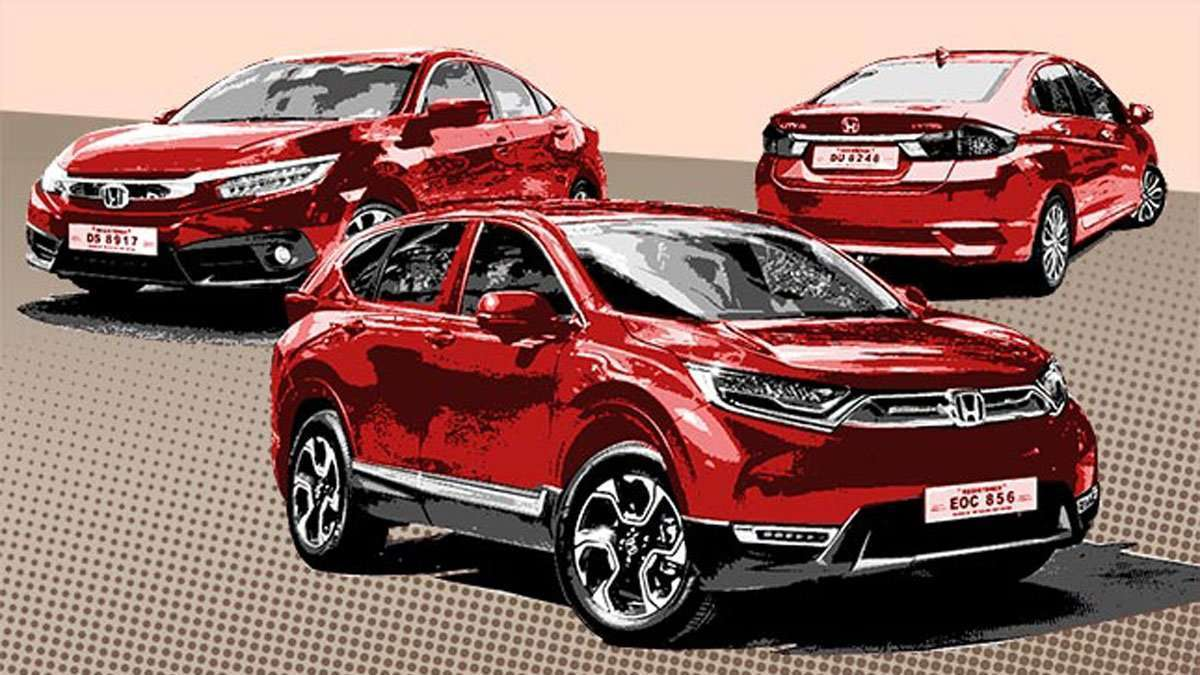 How Much Honda Cars Now Cost With Higher Excise Taxes