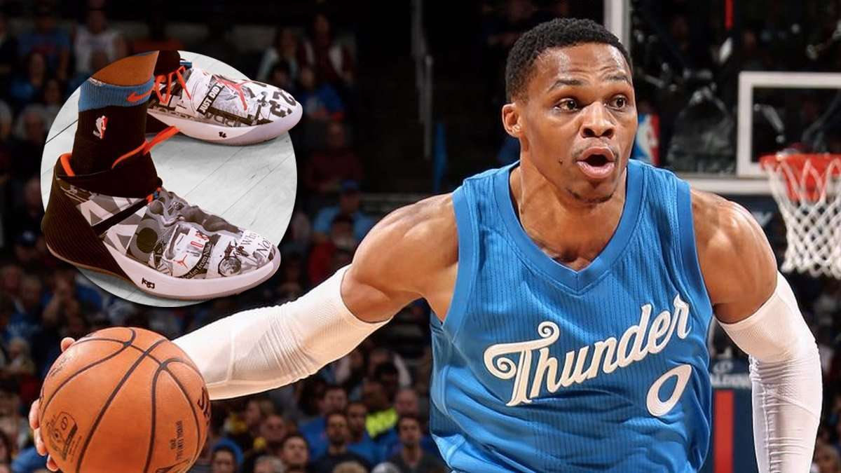 How Do You Feel About Russell Westbrook's First Signature Basketball Shoe?
