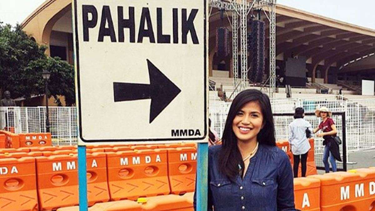 MMDA's Celine Pialago Proves She's The Cutest With Cheeky 'Pahalik' Post