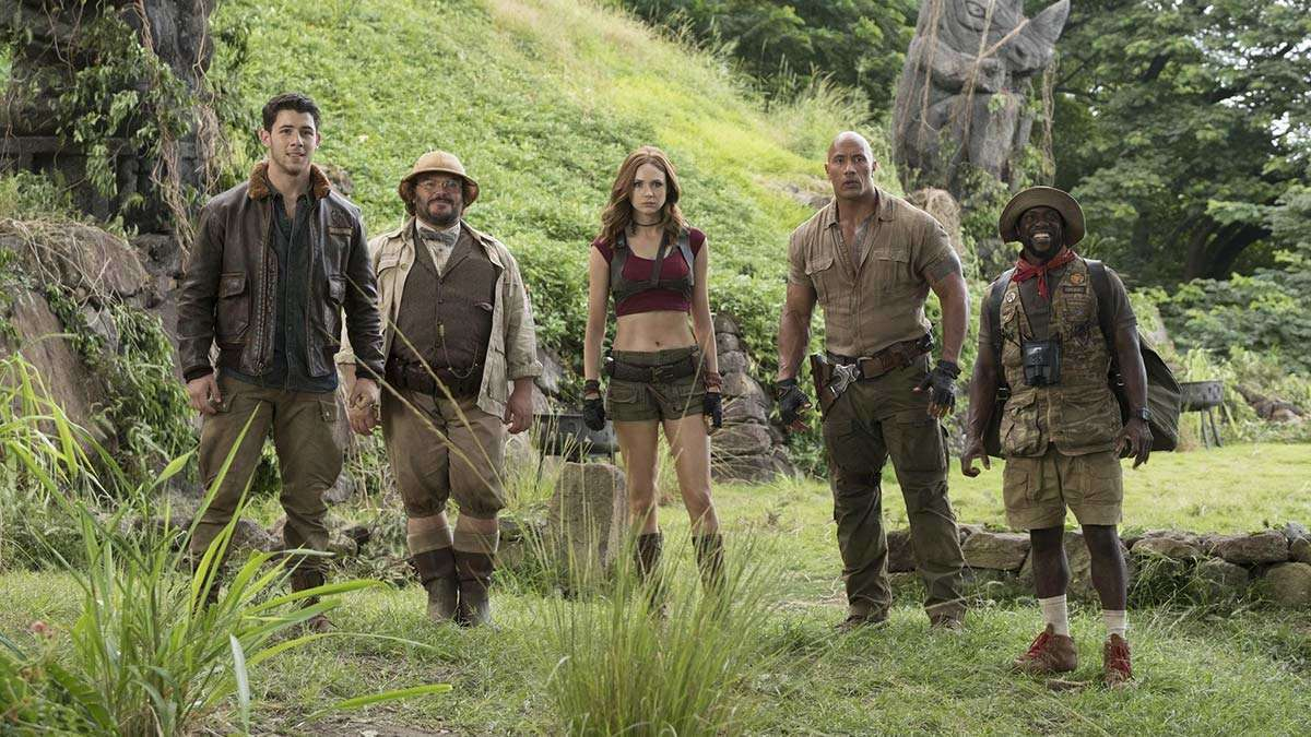 10 Laugh-Your-Ass-Off Movie Moments From 'Jumanji: Welcome to the Jungle'