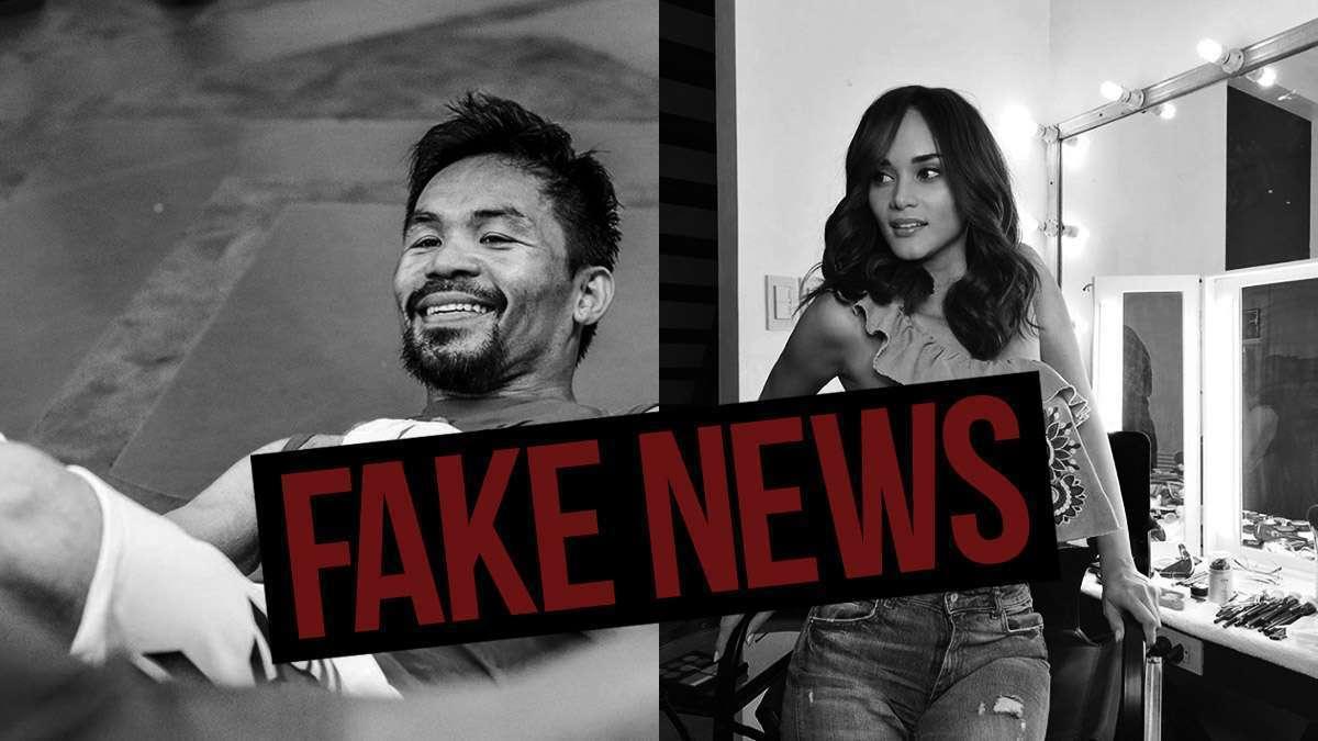 5 Absurd (Yet Entertaining) Local Showbiz Fake News Items