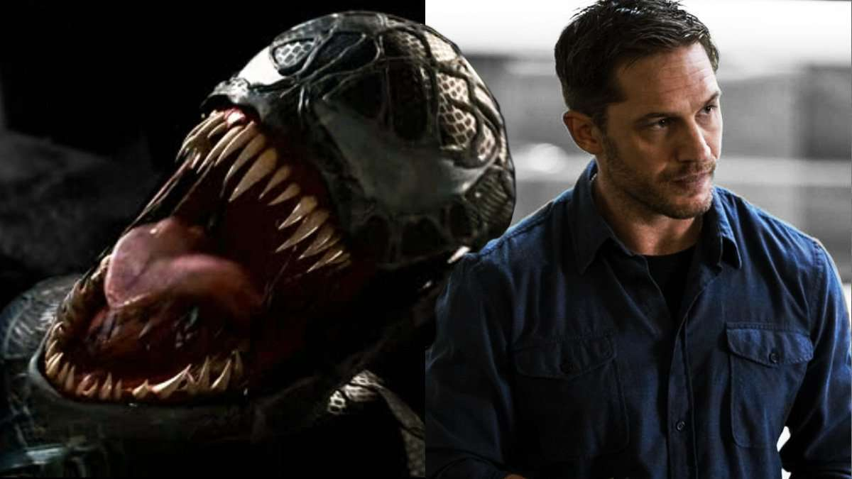 Tom Hardy Finally Makes His 'Venom' Debut (And We Have Some Questions)