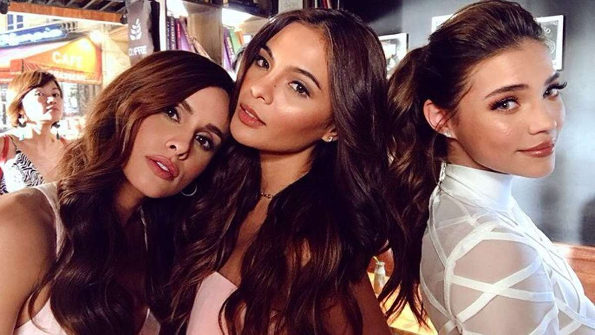 Lovi, Max, And Rhian: Who's The Sexiest Ex-Girlfriend Of Them All?