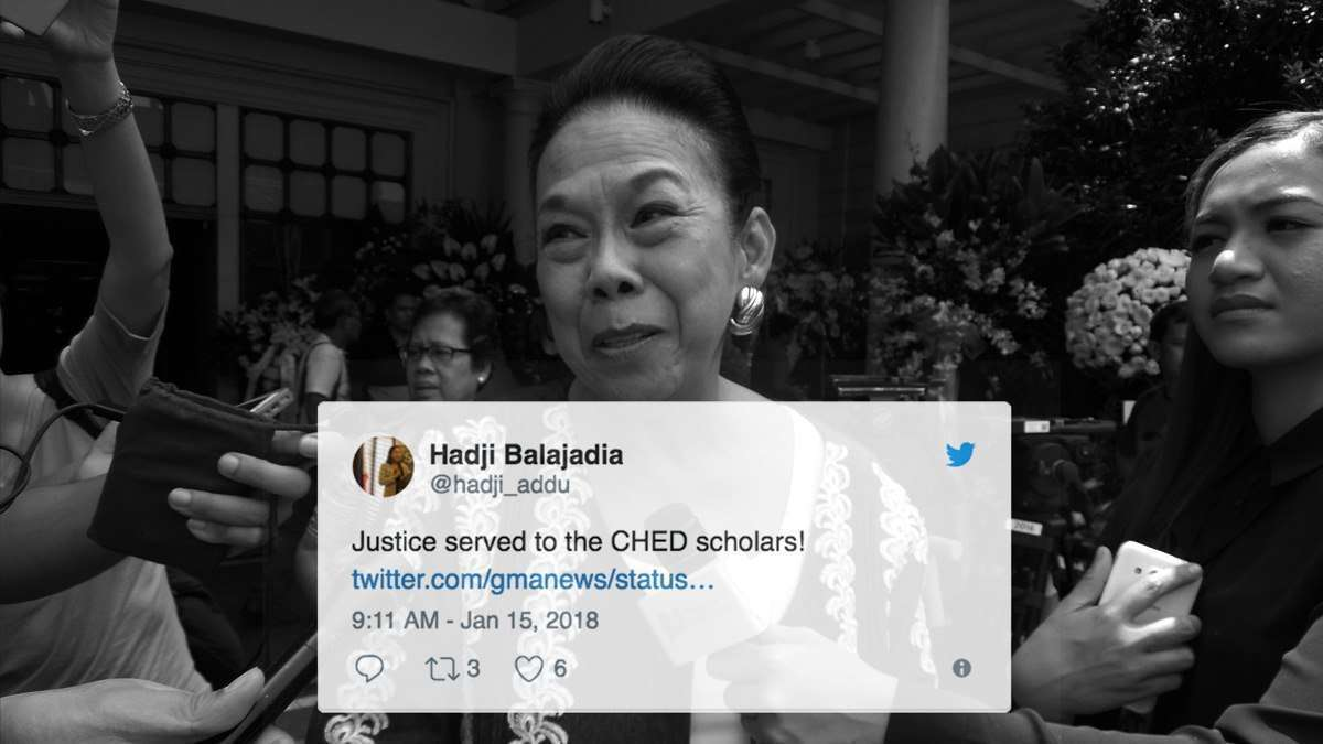 CHED Chair Patricia Licuanan's Resignation Elicits Mixed Reactions
