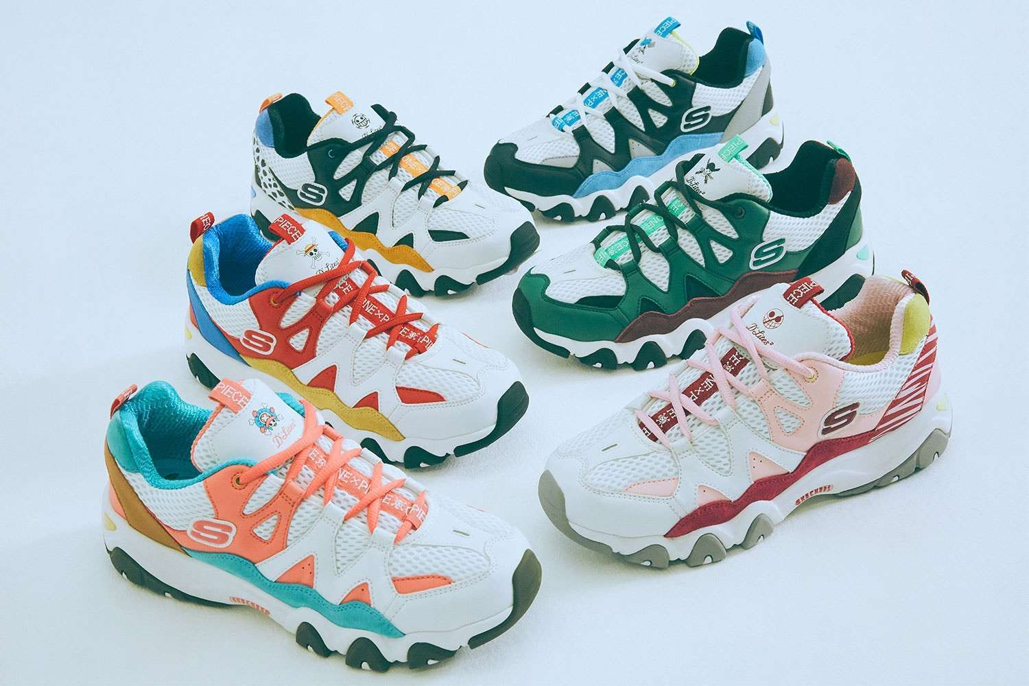 These Anime Sneaker Collabs Are Taking Over Major Labels