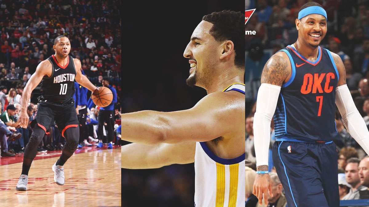Who's The Number One Third Option In The NBA?