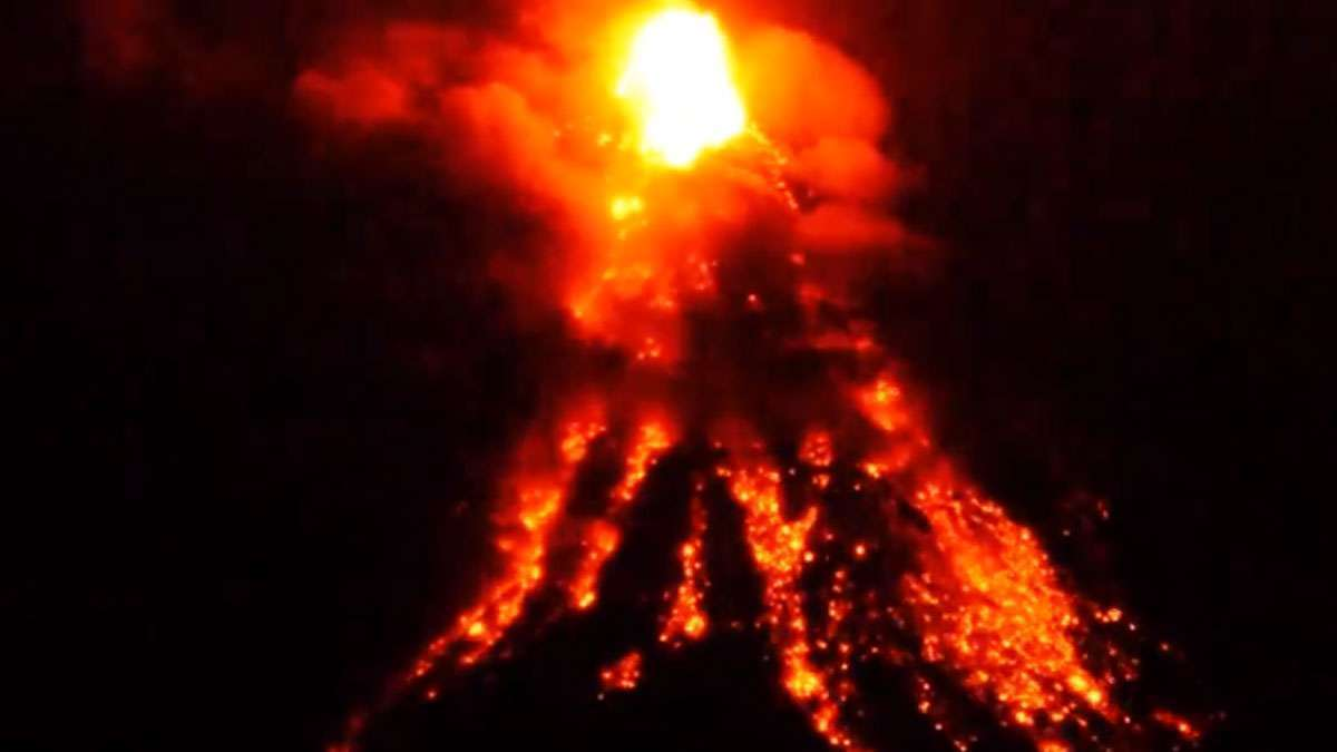 Everything We Know About The Mayon Eruption So Far