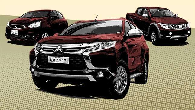 Check Out Mitsubishi PH's Updated 2018 Price List
