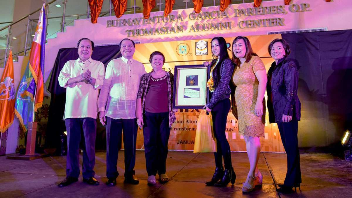UST Alumni Are Returning Their Awards After Mocha Gets Same Honor