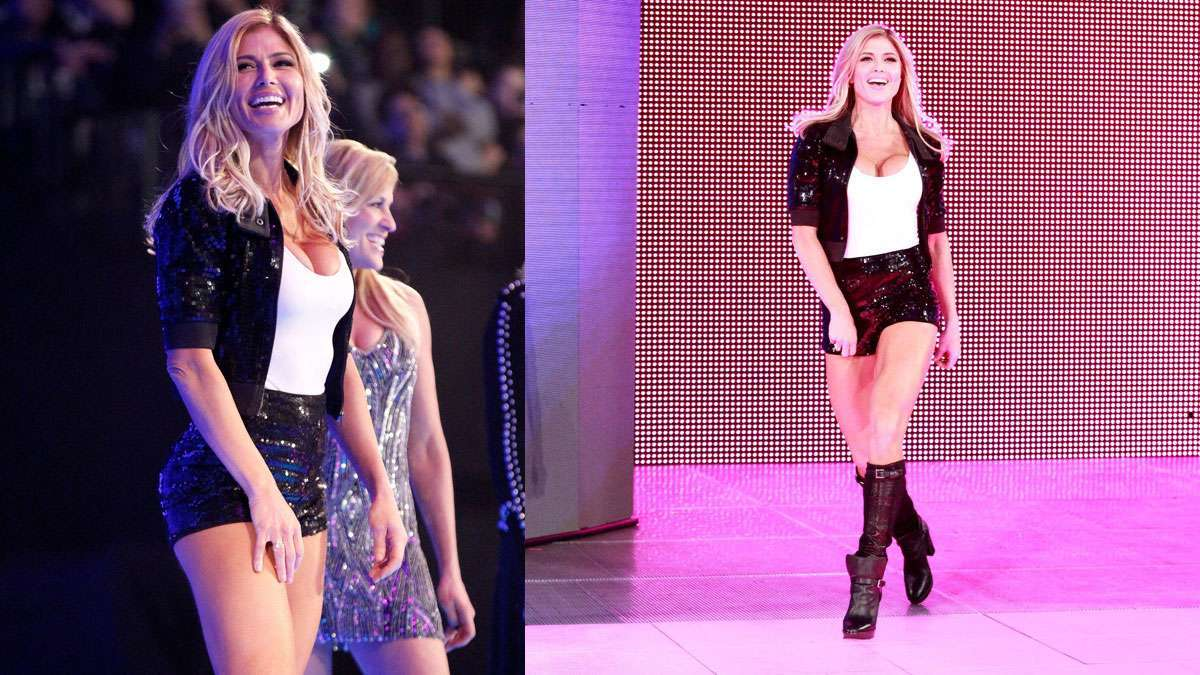 Torrie Wilson Is The Best Part Of WWE Raw's 25th Anniverary