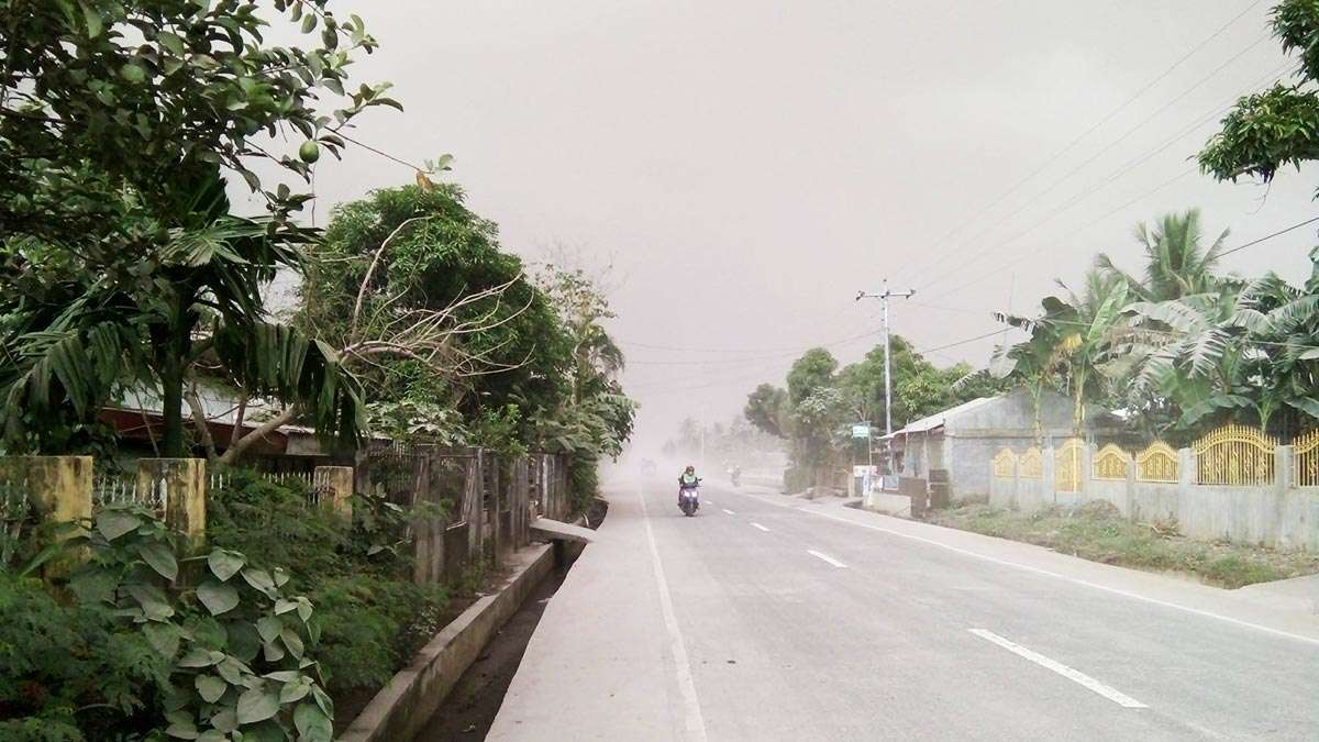 An Albayano On What's It Like To Experience The Mayon Eruption