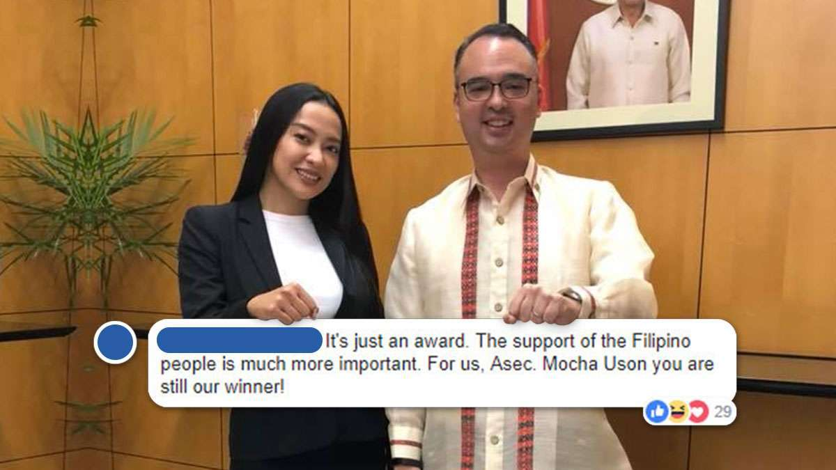 The Craziest Reactions To Sen. Cayetano Standing With Mocha