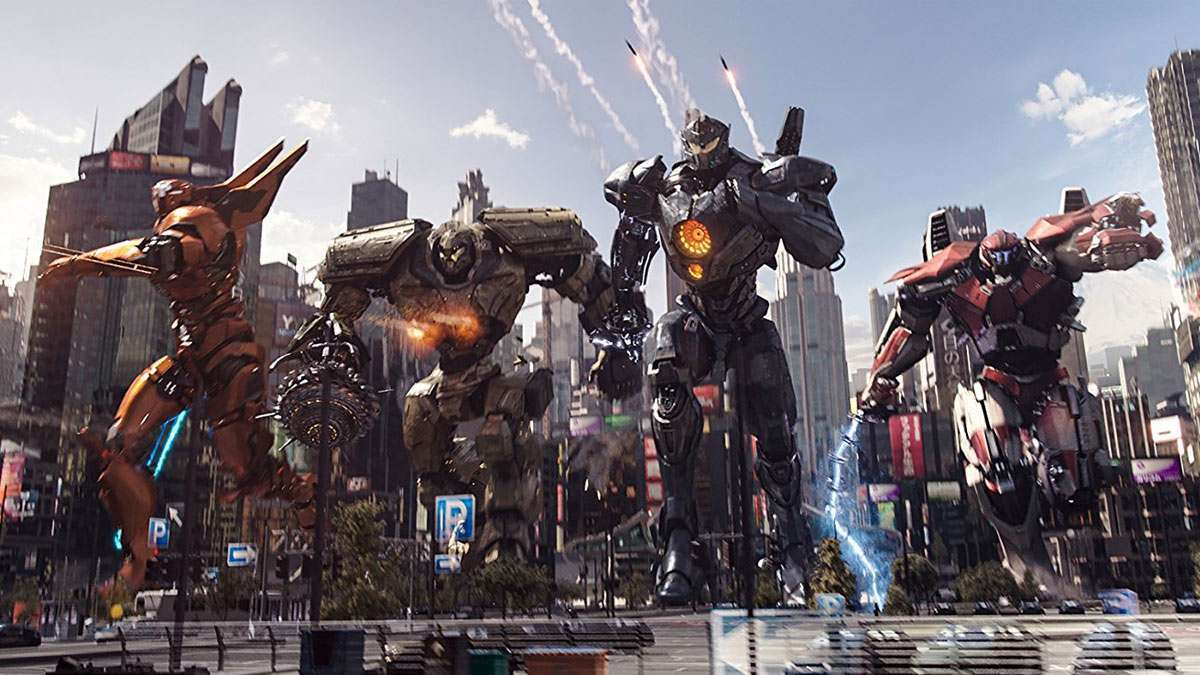 New 'Pacific Rim Uprising' Trailer Is All About Robot Carnage