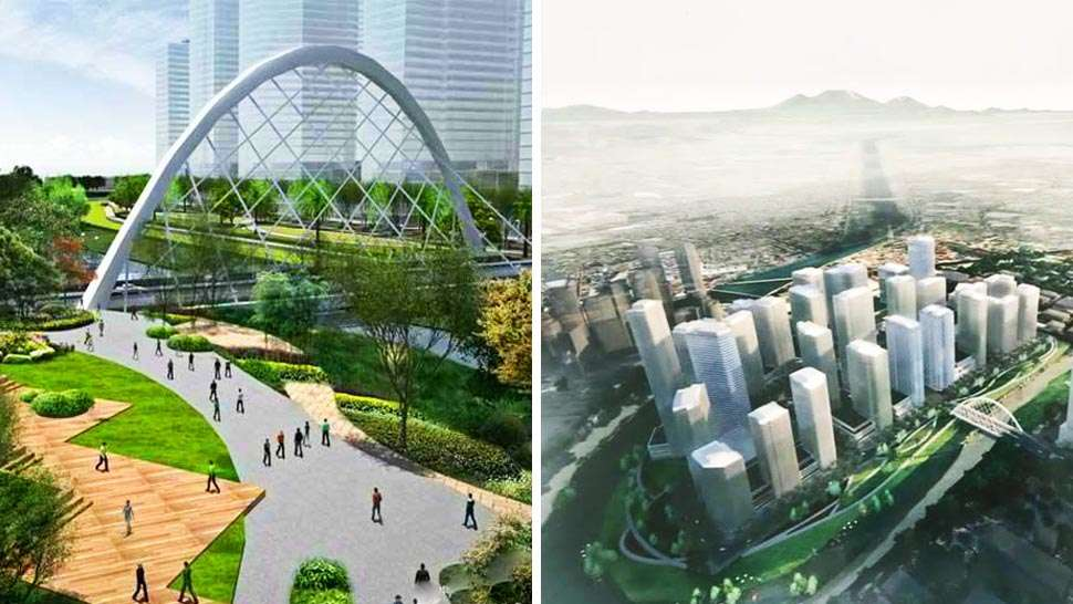 Bridge Linking QC And Pasig To Be Built By Real Estate Developers