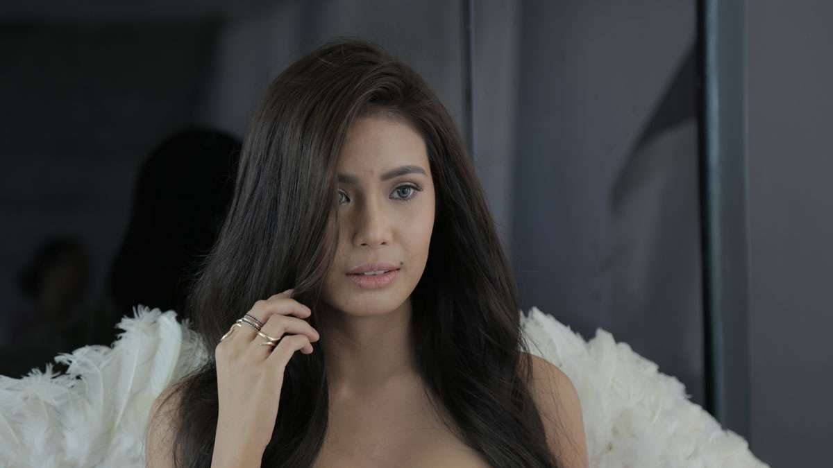 Behind-The-Scenes At Myrtle Sarrosa's February Cover Shoot