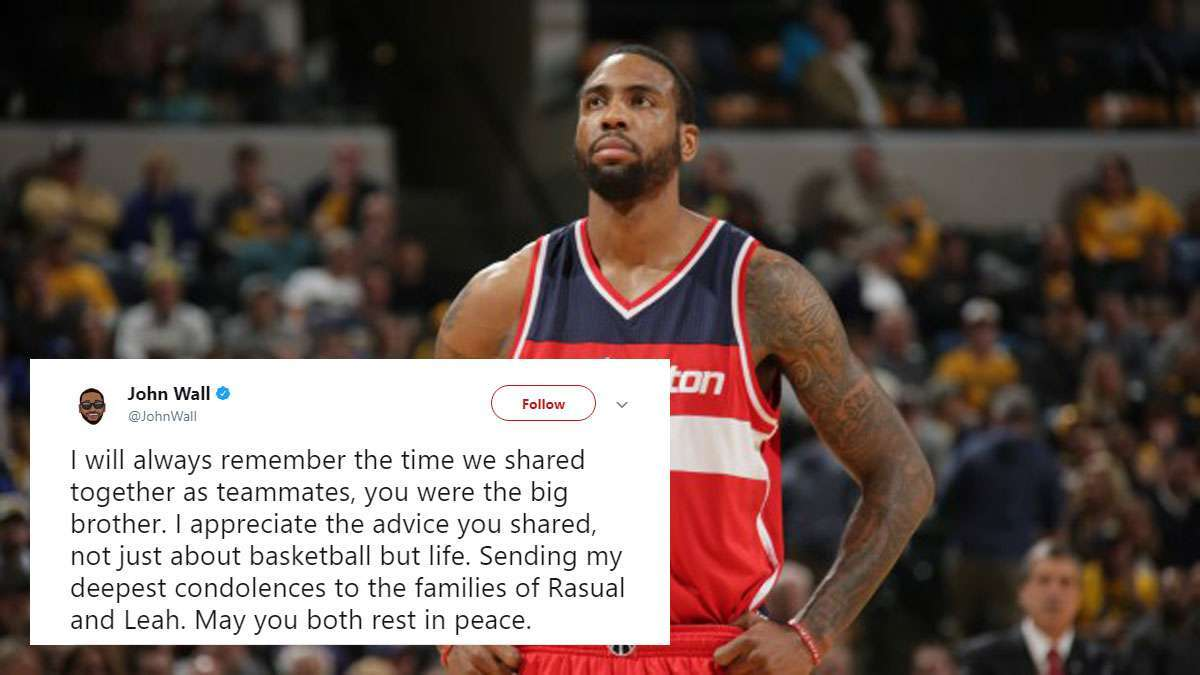 NBA Collectively Mourns Death Of Ex-Player Rasual Butler, Wife