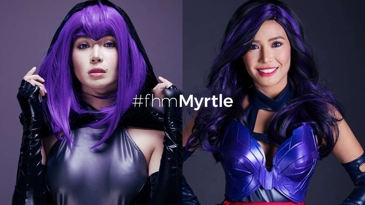 An Updated Catalog Of Myrtle Sarrosa's Sexiest Cosplays