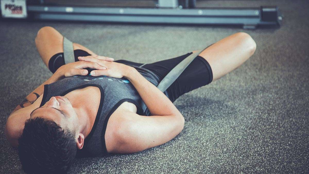 Steer Clear Of Workout Injuries With These 4 Sure-Fire Steps