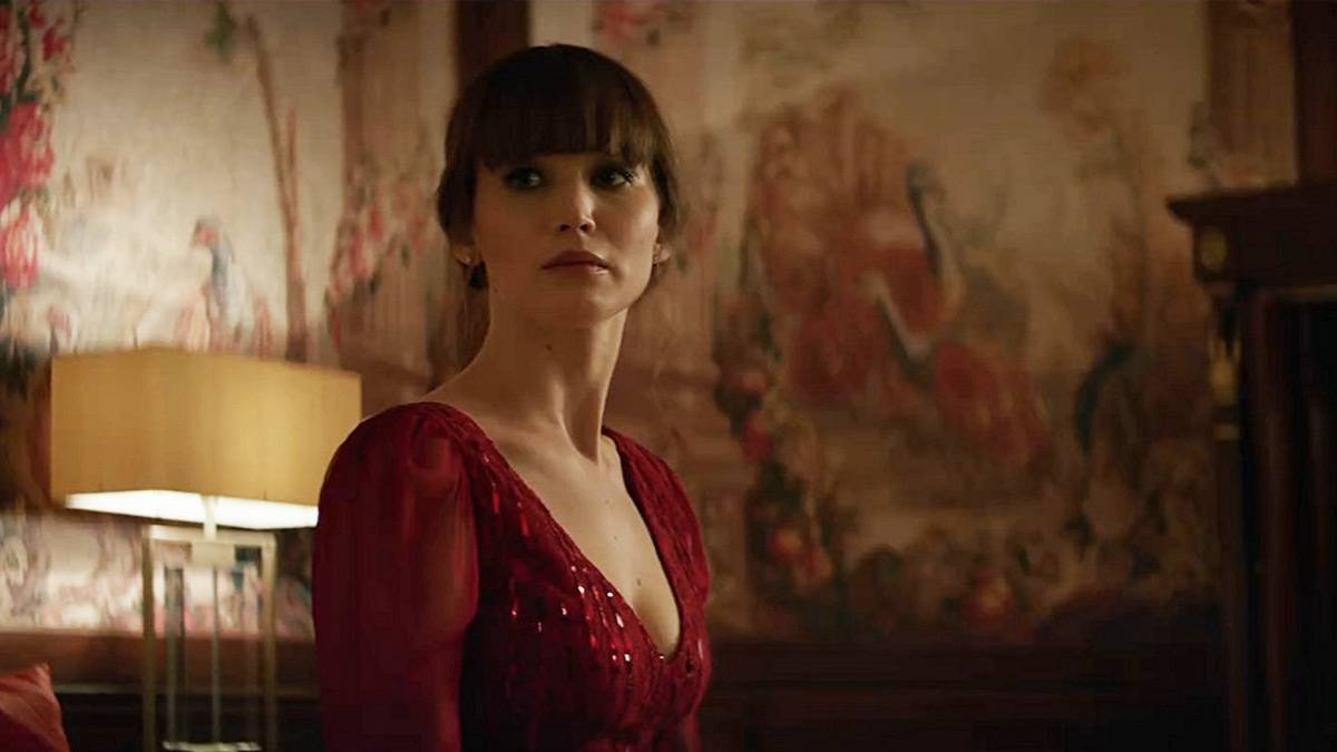 J-Law's 'Red Sparrow' Is Not All Tits And Ass—It's A Legit Sexy Spy Thriller