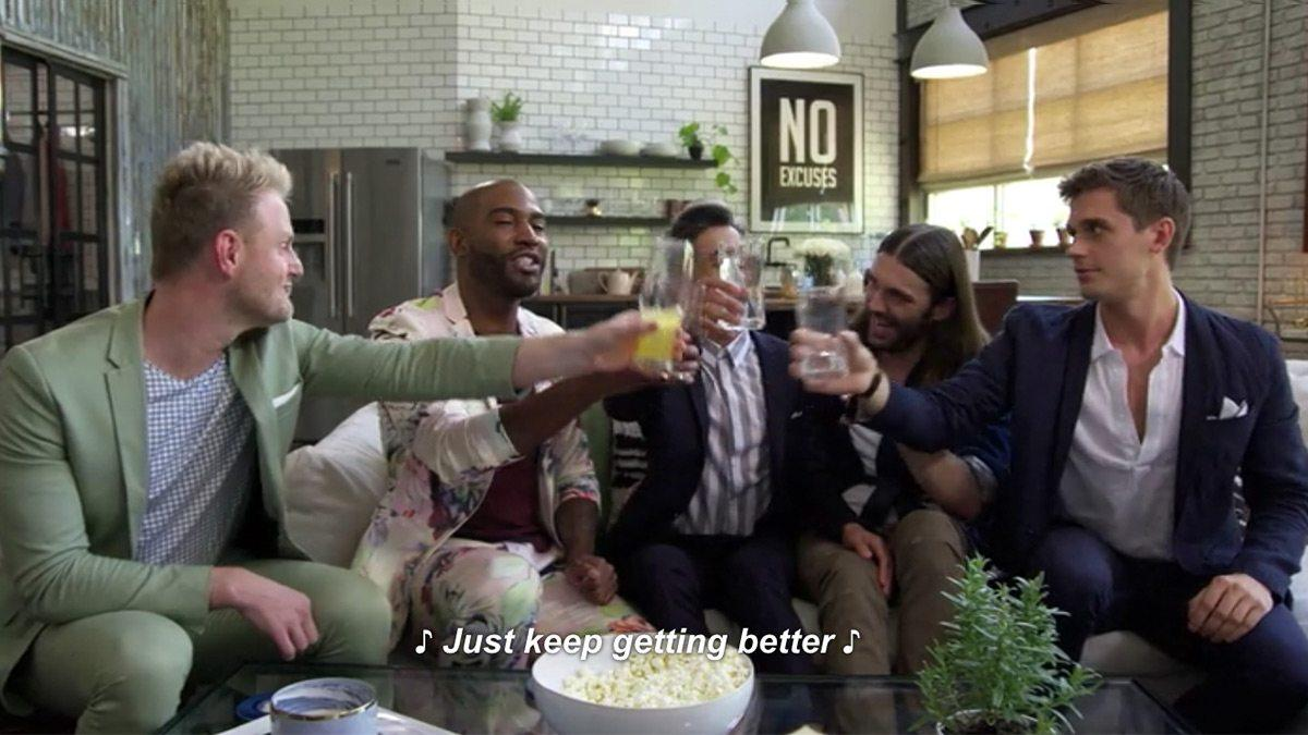 'Queer Eye' Makes Over The Makeover Show