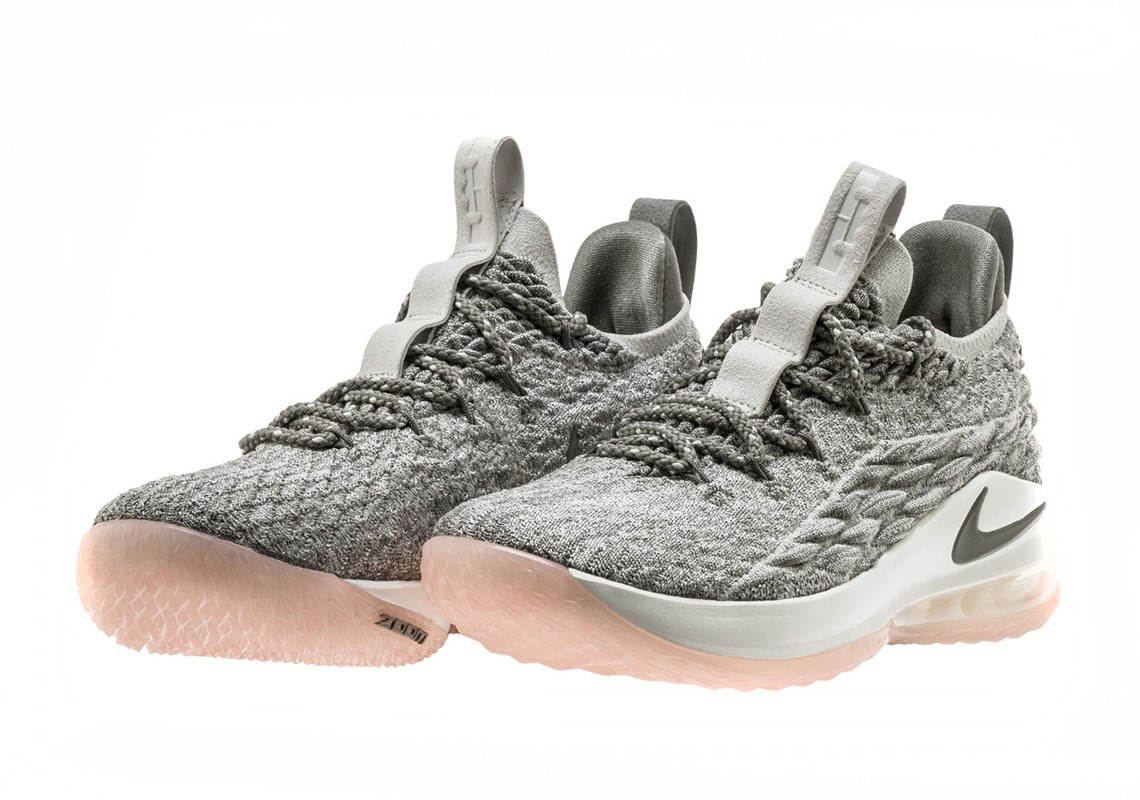 the best attitude 35da2 56b95 The King is about to release a low-cut version of his newest sigs. This time,  they re rendered in Dark Stucco (it was first seen prior to the All-Star  game, ...