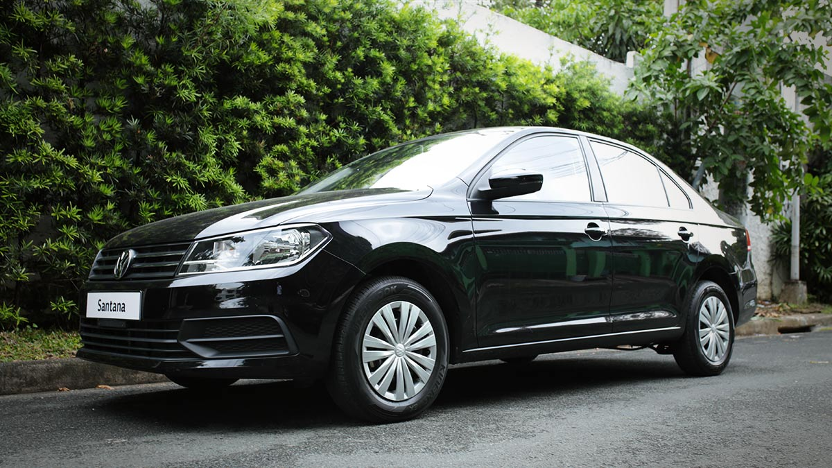 Will The P686 000 Volkswagen Santana Be Your First Eurocar Fhm Ph