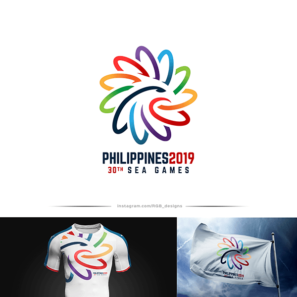 meet the man behind the viral 2019 sea games logo redesign fhm ph