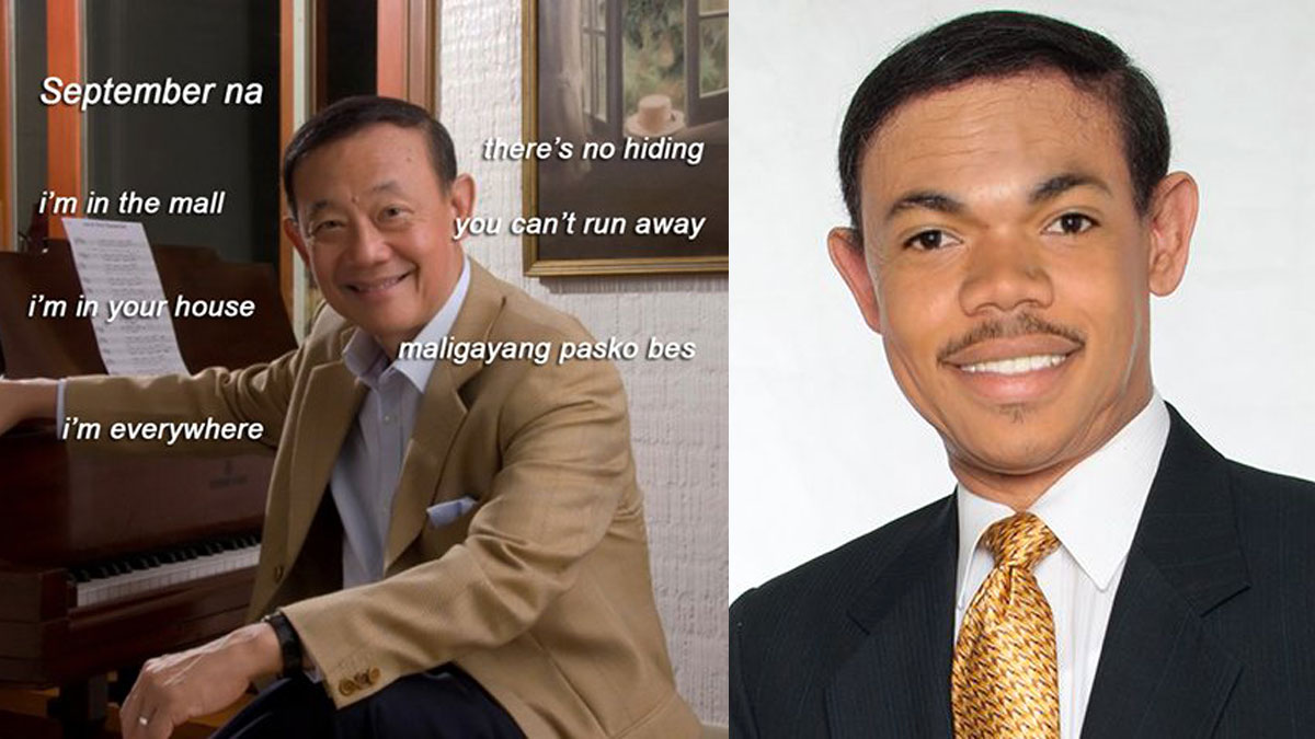 The Funniest Jose Mari Chan Memes Online (So Far) | FHM Ph