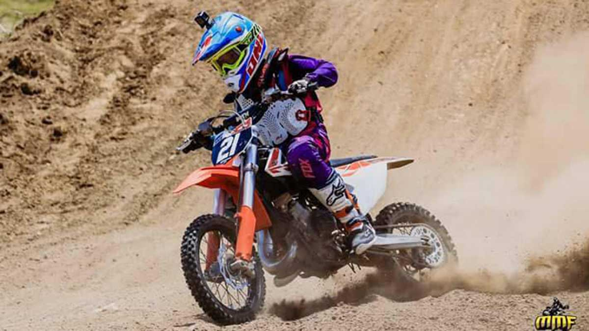 11 Year Old Wins Big In The Mmf Academy Mini Moto Olympics 2018