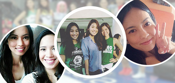 #UAAPSeason77: Meet This Year's Courtside Cuties!