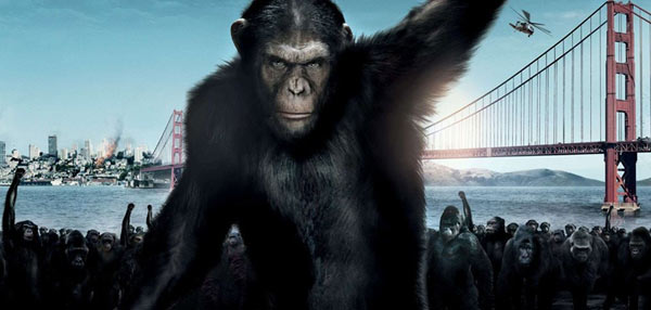 Dawn Of The Planet Of The Apes: 7 Amazing Reasons It Will Make You Go Ape-Shit!