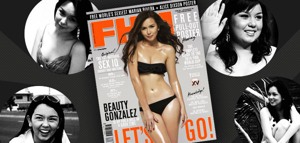 From Chubby Cutie To FHM Cover Girl: Beauty's Hottie Transformation!