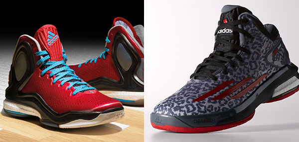 Because We All Want An Edge On The Basketball Court: The adidas CrazyLight Boost Collection!
