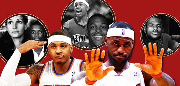 NBA Free Agency 2014: The Desperado Moves!