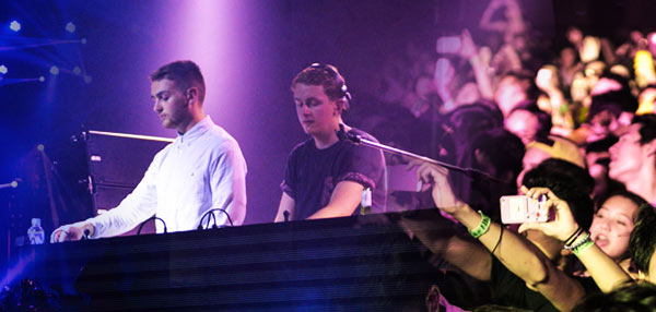 FHM Was There: Disclosure Live In Manila