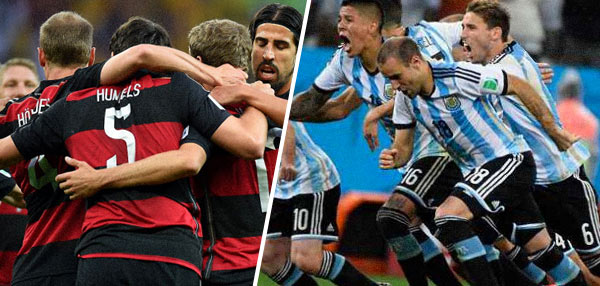 FIFA World Cup 2014 Final Preview: It's Argentina Vs. Germany!