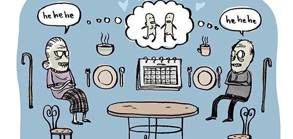 FHM Bar Room Jokes: On Hot Mornings