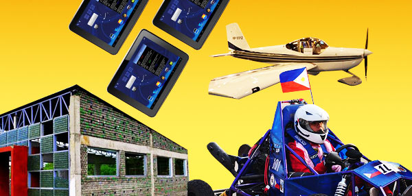 The Coolest Pinoy Inventions At The National Science And Technology Week Exhibit!