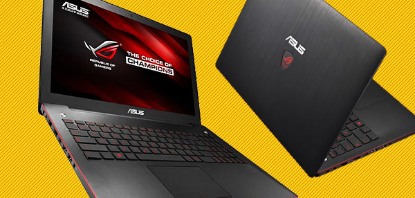 6 Features That Make The ASUS ROG G550JK Notebook Absolutely Game-Tastic