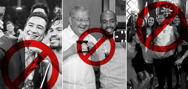 #AntiSelfieBill: 15 Annoying Pinoy Practices That Should Also Be Outlawed!