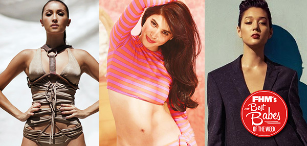 FHM's Best Babes of the Week: August 12, 2014