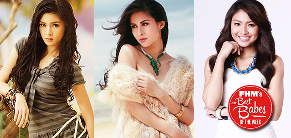 FHM's Best Babes of the Week: August 19, 2014
