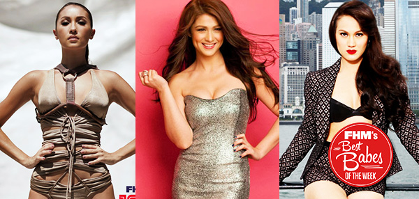 FHM's Best Babes of the Week: August 5, 2014