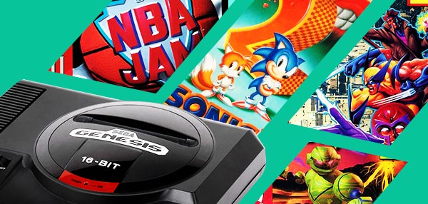 The FHM Throwback Machine: Our Favorite Sega Genesis Games!