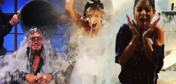 The Sexiest ALS Ice Bucket Challengers And 7 Epic Ways To Take On This Dare For Charity