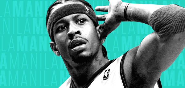 Allen Iverson Is Coming To Manila: 8 Things We Want Him To School Us With
